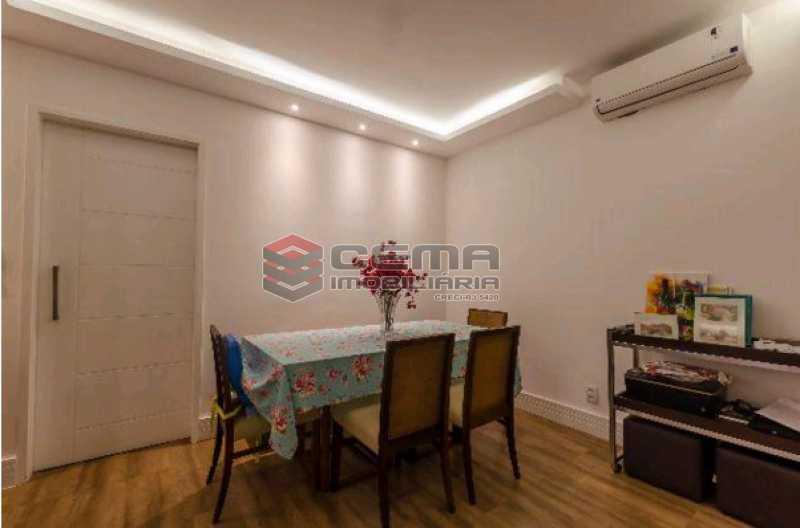 15 - Apartamento 2 quartos à venda Humaitá, Zona Sul RJ - R$ 1.280.000 - LAAP22561 - 4