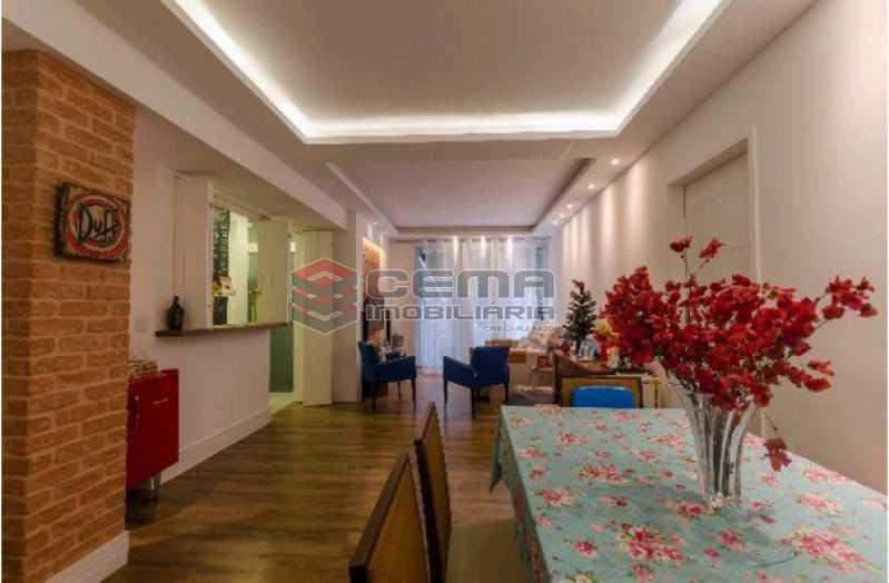 16 - Apartamento 2 quartos à venda Humaitá, Zona Sul RJ - R$ 1.280.000 - LAAP22561 - 6