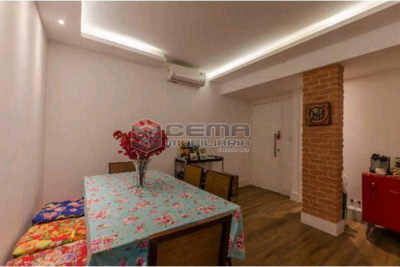 17 - Apartamento 2 quartos à venda Humaitá, Zona Sul RJ - R$ 1.280.000 - LAAP22561 - 7