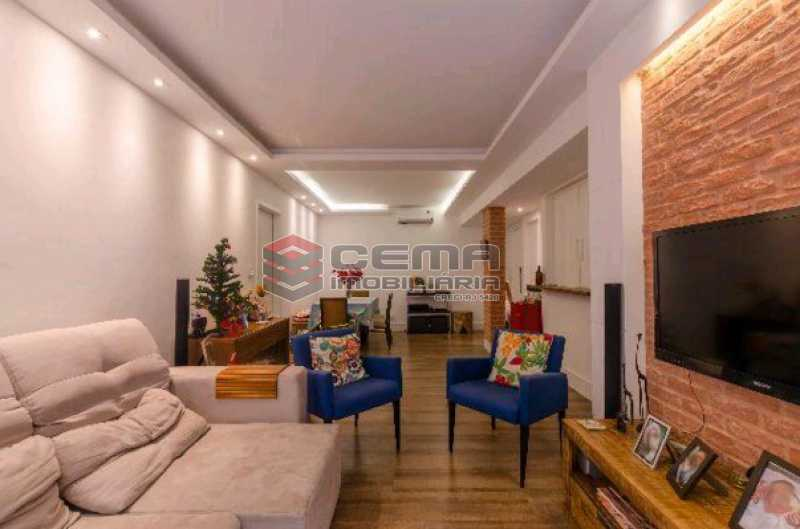 19 - Apartamento 2 quartos à venda Humaitá, Zona Sul RJ - R$ 1.280.000 - LAAP22561 - 5