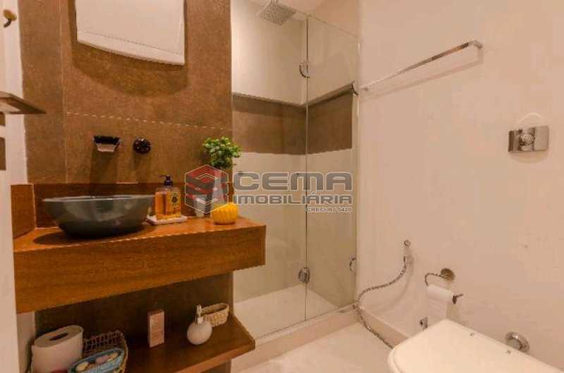 20 - Apartamento 2 quartos à venda Humaitá, Zona Sul RJ - R$ 1.280.000 - LAAP22561 - 22