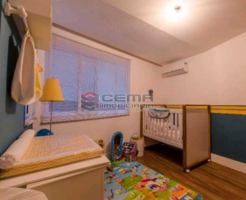 21 - Apartamento 2 quartos à venda Humaitá, Zona Sul RJ - R$ 1.280.000 - LAAP22561 - 15