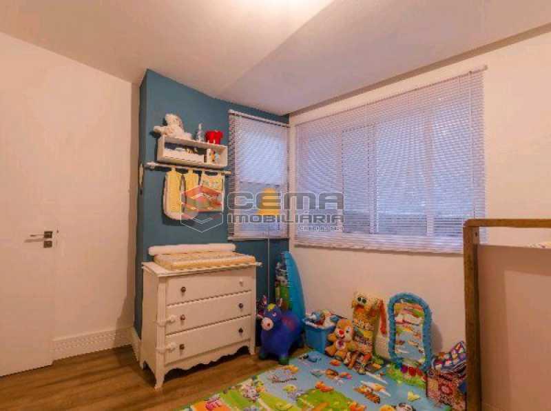 22 - Apartamento 2 quartos à venda Humaitá, Zona Sul RJ - R$ 1.280.000 - LAAP22561 - 14