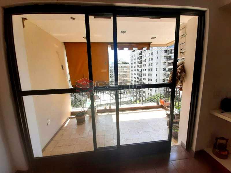 6 - Apartamento à venda Rua Professor Manuel Ferreira,Gávea, Zona Sul RJ - R$ 1.995.000 - LAAP32177 - 7