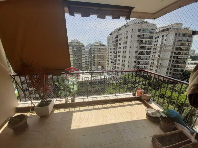 1 - Apartamento à venda Rua Professor Manuel Ferreira,Gávea, Zona Sul RJ - R$ 1.995.000 - LAAP32177 - 1