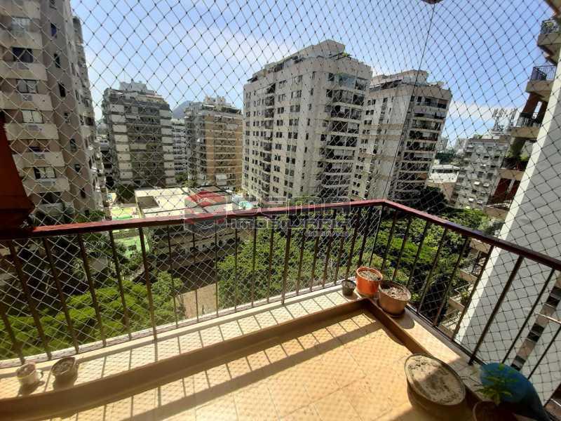 4 - Apartamento à venda Rua Professor Manuel Ferreira,Gávea, Zona Sul RJ - R$ 1.995.000 - LAAP32177 - 5