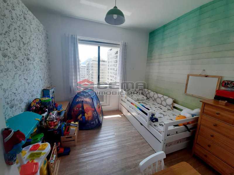 9 - Apartamento à venda Rua Professor Manuel Ferreira,Gávea, Zona Sul RJ - R$ 1.995.000 - LAAP32177 - 10