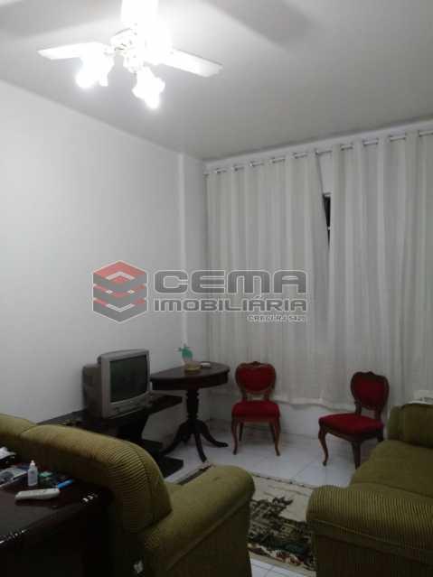 02. - Apartamento à venda Rua Farani,Botafogo, Zona Sul RJ - R$ 550.000 - LAAP11490 - 3