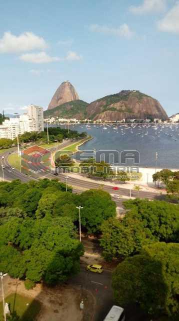 01 - Apartamento à venda Rua Farani,Botafogo, Zona Sul RJ - R$ 550.000 - LAAP11490 - 1