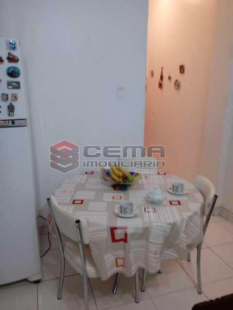 07. - Apartamento à venda Rua Farani,Botafogo, Zona Sul RJ - R$ 550.000 - LAAP11490 - 8