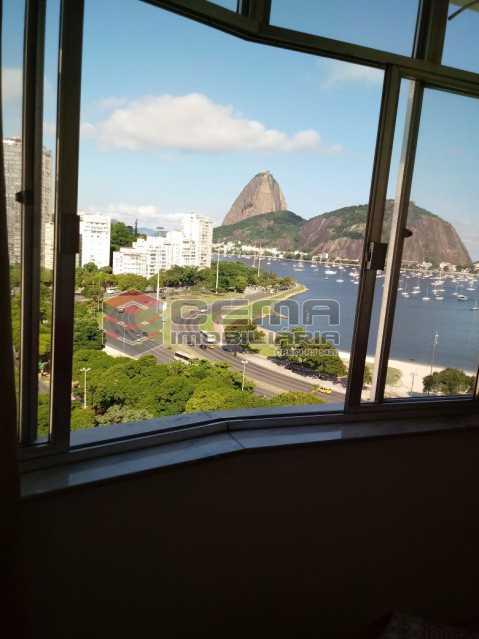 03. - Apartamento à venda Rua Farani,Botafogo, Zona Sul RJ - R$ 550.000 - LAAP11490 - 4
