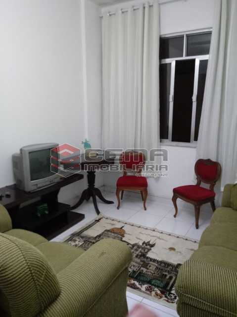 04. - Apartamento à venda Rua Farani,Botafogo, Zona Sul RJ - R$ 550.000 - LAAP11490 - 5