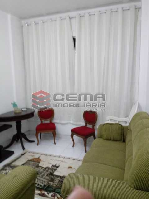 14. - Apartamento à venda Rua Farani,Botafogo, Zona Sul RJ - R$ 550.000 - LAAP11490 - 15