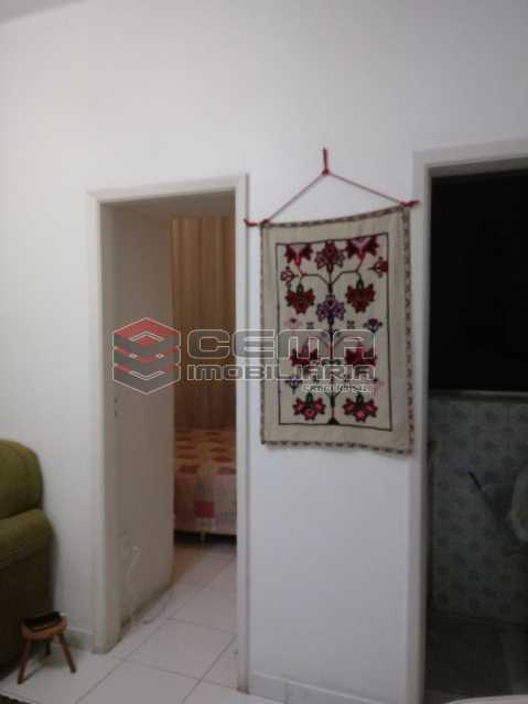 06. - Apartamento à venda Rua Farani,Botafogo, Zona Sul RJ - R$ 550.000 - LAAP11490 - 7