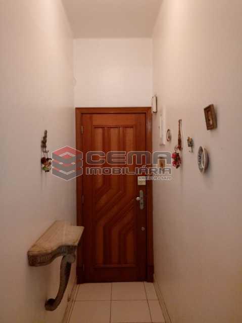 05. - Apartamento à venda Rua Farani,Botafogo, Zona Sul RJ - R$ 550.000 - LAAP11490 - 6