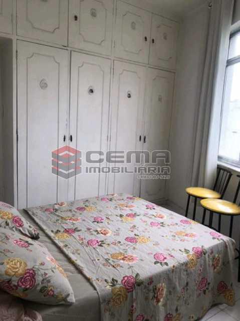 8 - Apartamento à venda Rua Farani,Botafogo, Zona Sul RJ - R$ 550.000 - LAAP11490 - 9