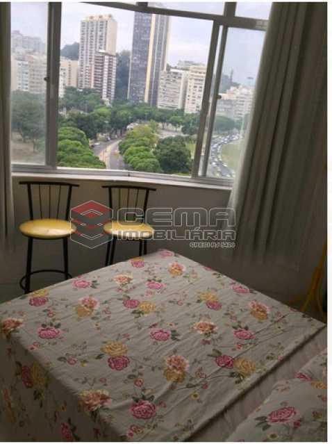 9 - Apartamento à venda Rua Farani,Botafogo, Zona Sul RJ - R$ 550.000 - LAAP11490 - 10