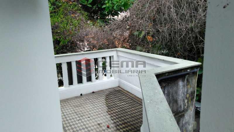 varanda - Loft à venda Rua Jornalista Orlando Dantas,Botafogo, Zona Sul RJ - R$ 745.000 - LALO20002 - 1