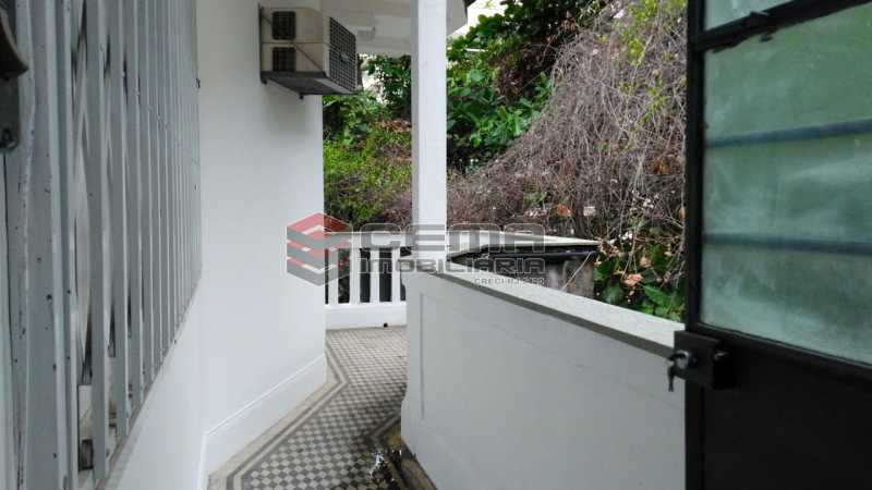 varanda - Loft à venda Rua Jornalista Orlando Dantas,Botafogo, Zona Sul RJ - R$ 745.000 - LALO20002 - 4