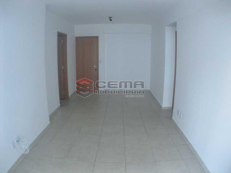 Sala - Apartamento 2 quartos para alugar Botafogo, Zona Sul RJ - R$ 4.700 - LAAP22639 - 3