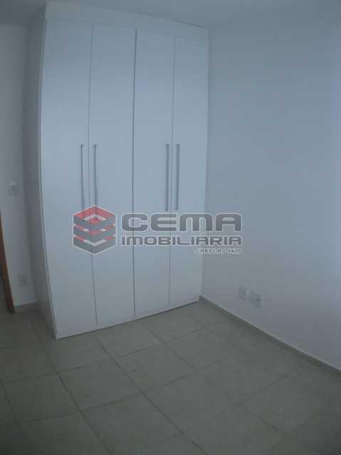 quarto 1 - Apartamento 2 quartos para alugar Botafogo, Zona Sul RJ - R$ 4.700 - LAAP22639 - 9