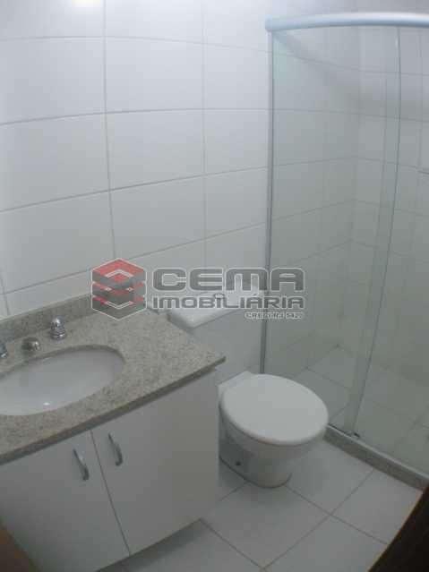 Banheiro suíte - Apartamento 2 quartos para alugar Botafogo, Zona Sul RJ - R$ 4.700 - LAAP22639 - 13