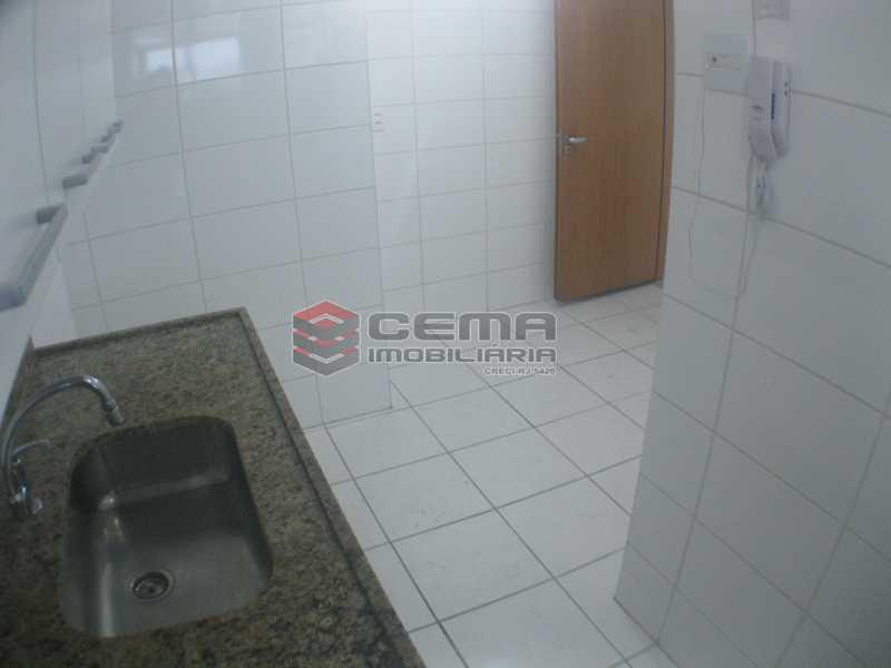 Cozinha - Apartamento 2 quartos para alugar Botafogo, Zona Sul RJ - R$ 4.700 - LAAP22639 - 15