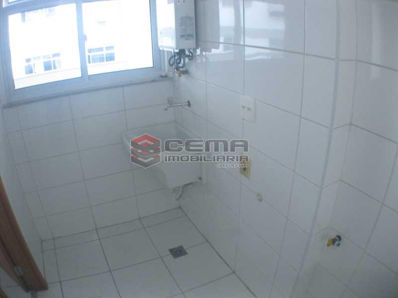 Área de serviço - Apartamento 2 quartos para alugar Botafogo, Zona Sul RJ - R$ 4.700 - LAAP22639 - 16