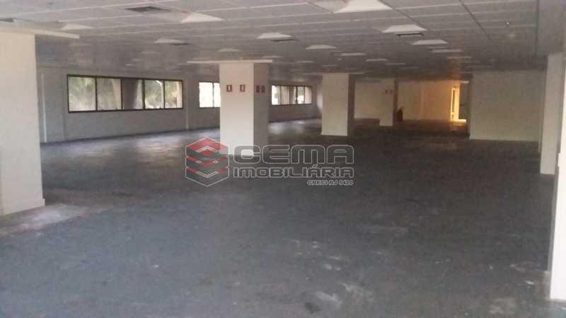 SALÃO - Sala Comercial Para Alugar - Botafogo - Rio de Janeiro - RJ - LASL00313 - 7