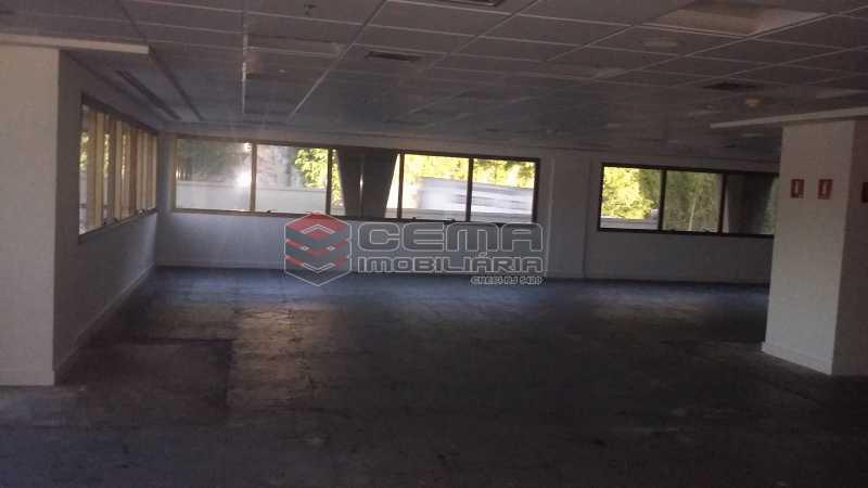 SALÃO - Sala Comercial Para Alugar - Botafogo - Rio de Janeiro - RJ - LASL00313 - 9