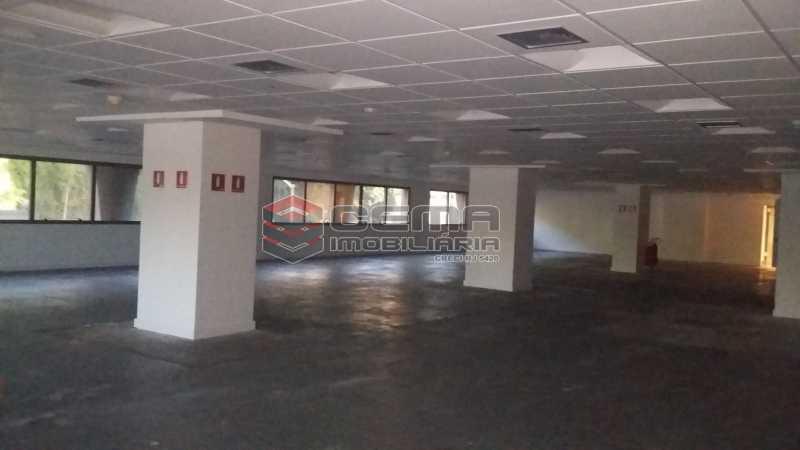 SALÃO - Sala Comercial Para Alugar - Botafogo - Rio de Janeiro - RJ - LASL00313 - 10