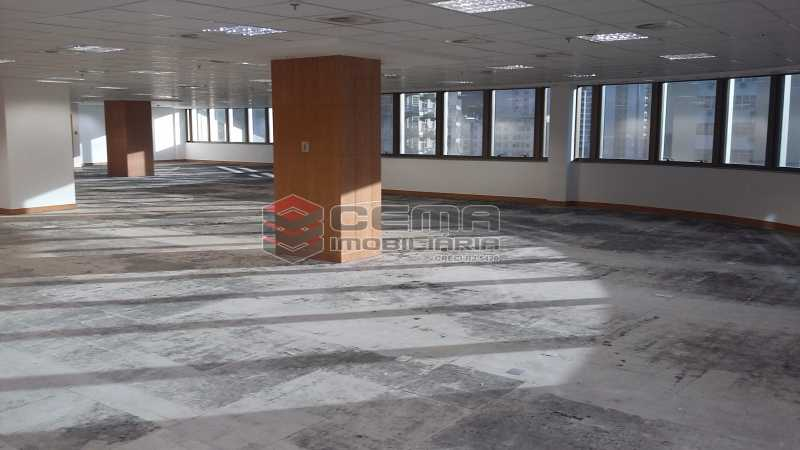 SALÃO - Sala Comercial Para Alugar - Botafogo - Rio de Janeiro - RJ - LASL00313 - 1