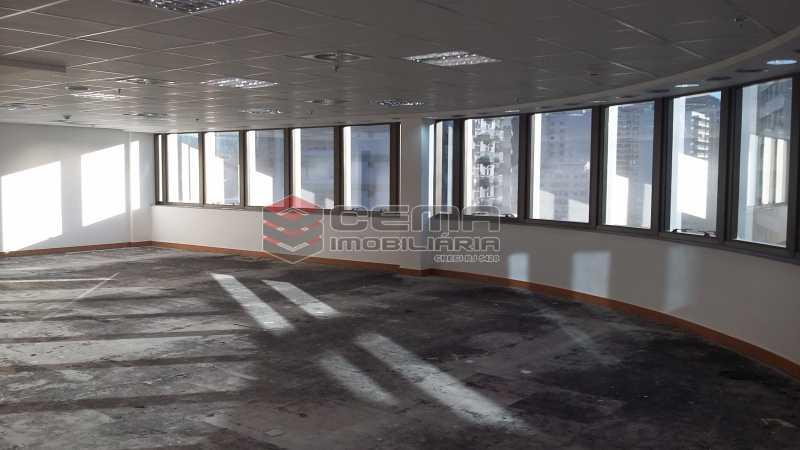 SALÃO - Sala Comercial Para Alugar - Botafogo - Rio de Janeiro - RJ - LASL00313 - 13