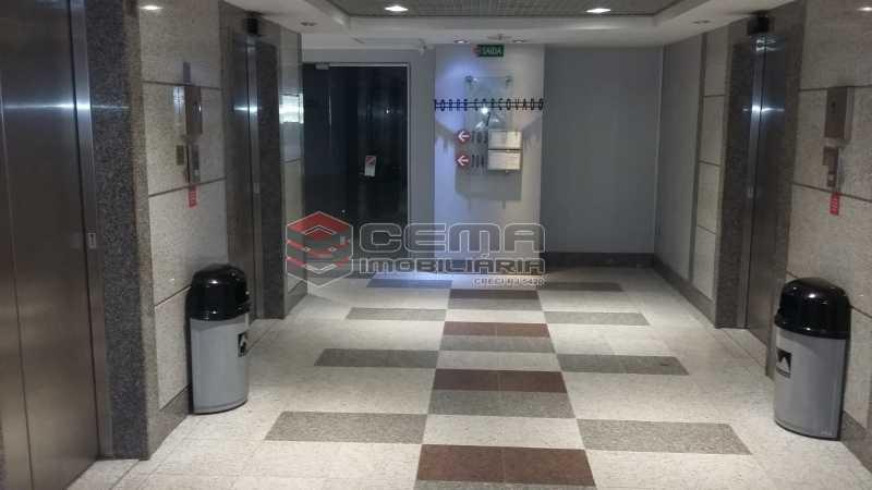 CORREDOR  - Sala Comercial Para Alugar - Botafogo - Rio de Janeiro - RJ - LASL00313 - 22