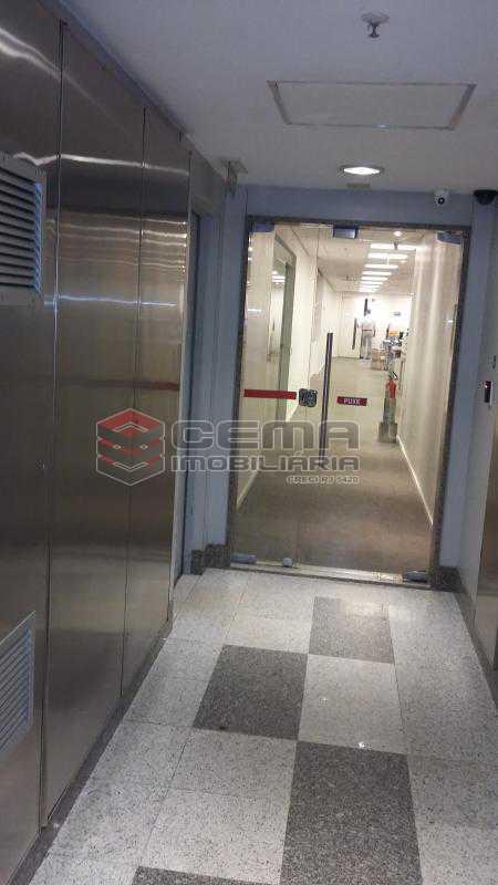CORREDOR - Sala Comercial Para Alugar - Botafogo - Rio de Janeiro - RJ - LASL00313 - 24