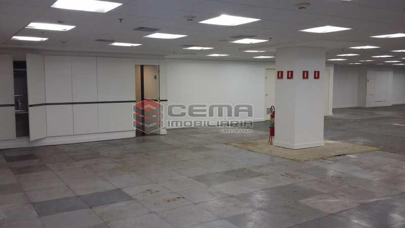 20180418_164831 - Sala Comercial 467m² para alugar Botafogo, Zona Sul RJ - R$ 51.394 - LASL00314 - 3
