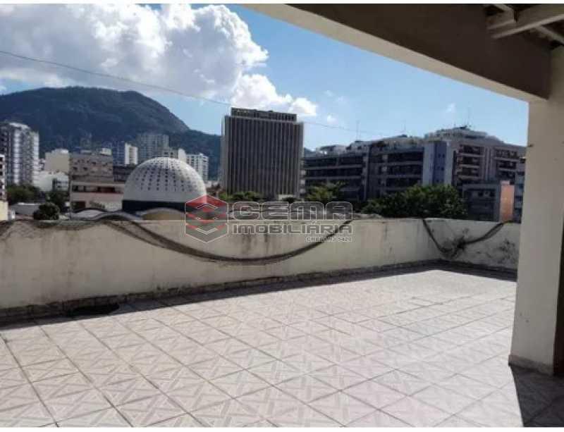 terraço - Prédio 1500m² à venda Rua General Polidoro,Botafogo, Zona Sul RJ - R$ 6.000.000 - LAPR00010 - 9