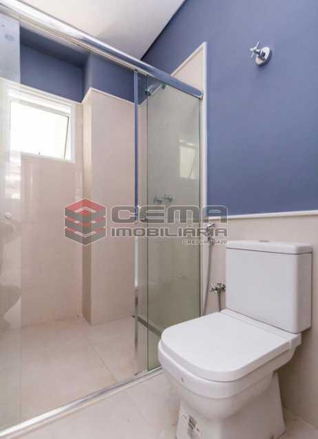banheiro 2 - Humaitá. Casa duplex para alugar. - LACA50022 - 9
