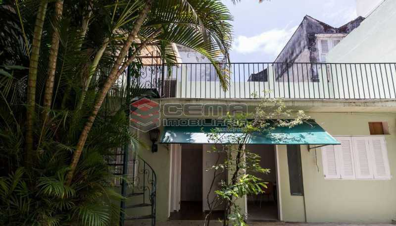 casa externa - Humaitá. Casa duplex para alugar. - LACA50022 - 22