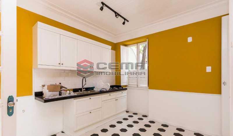 cozinha térreo - Humaitá. Casa duplex para alugar. - LACA50022 - 12