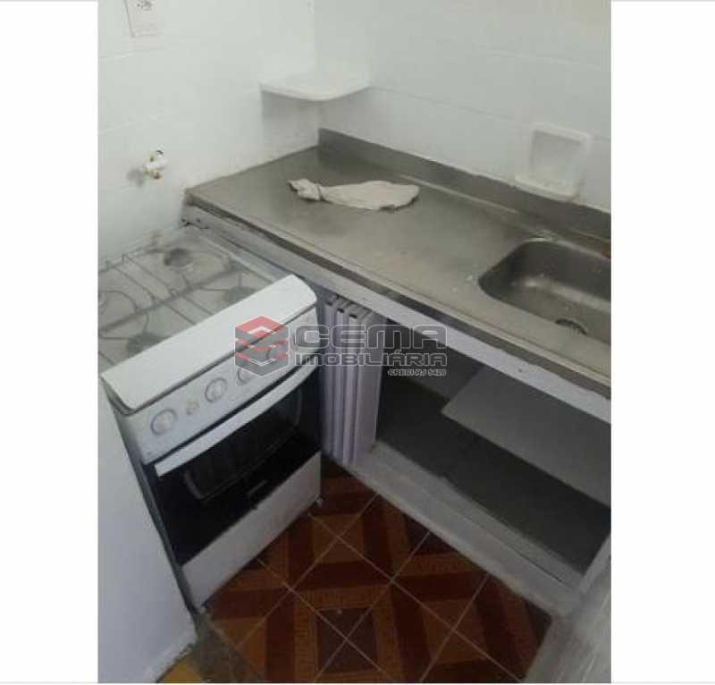 cozinha - Kitnet/Conjugado 28m² à venda Rua Buarque de Macedo,Flamengo, Zona Sul RJ - R$ 340.000 - LAKI00817 - 8