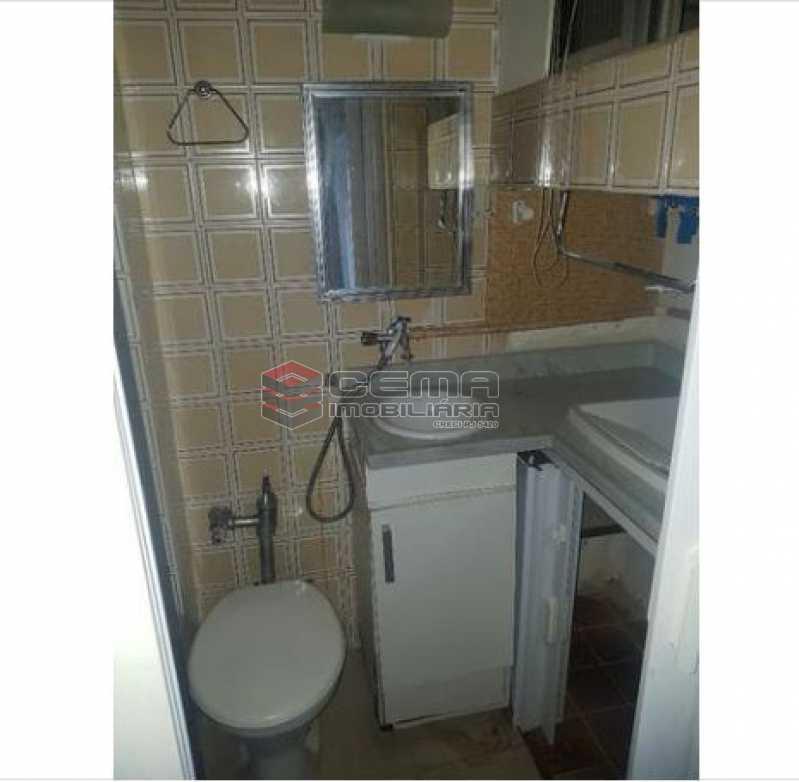 banheiro - Kitnet/Conjugado 28m² à venda Rua Buarque de Macedo,Flamengo, Zona Sul RJ - R$ 340.000 - LAKI00817 - 12