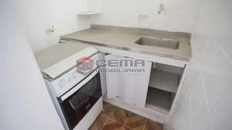 cozinha - Kitnet/Conjugado 28m² à venda Rua Buarque de Macedo,Flamengo, Zona Sul RJ - R$ 340.000 - LAKI00817 - 9