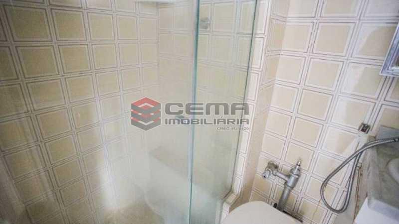 banheiro - Kitnet/Conjugado 28m² à venda Rua Buarque de Macedo,Flamengo, Zona Sul RJ - R$ 340.000 - LAKI00817 - 10