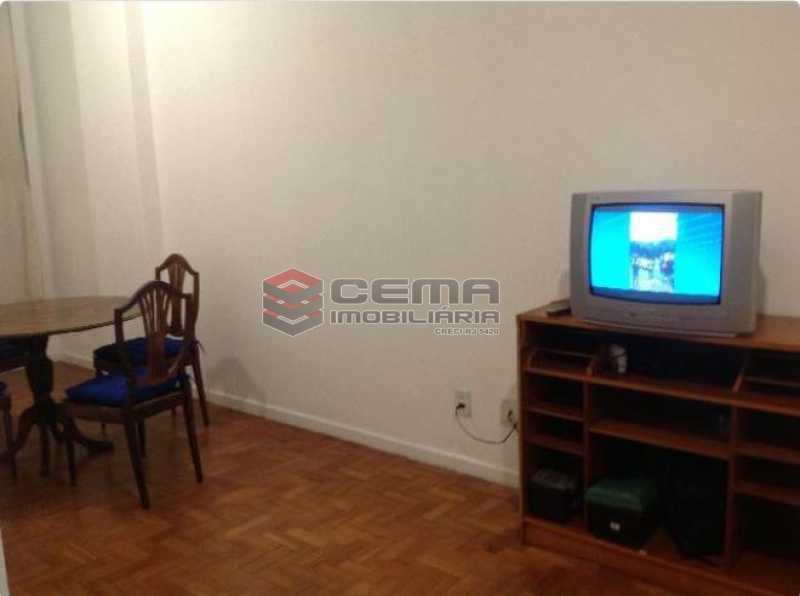 1sala6 - Apartamento à venda Rua Gustavo Sampaio,Leme, Zona Sul RJ - R$ 650.000 - LAAP11822 - 6