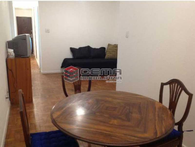 1 - Apartamento à venda Rua Gustavo Sampaio,Leme, Zona Sul RJ - R$ 650.000 - LAAP11822 - 1