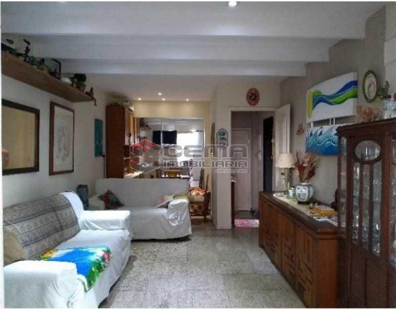 Sala - Cobertura 2 quartos à venda Copacabana, Zona Sul RJ - R$ 900.000 - LACO20078 - 4