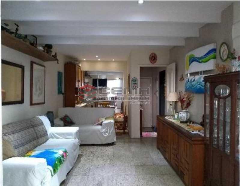 Sala - Cobertura 2 quartos à venda Copacabana, Zona Sul RJ - R$ 900.000 - LACO20078 - 5