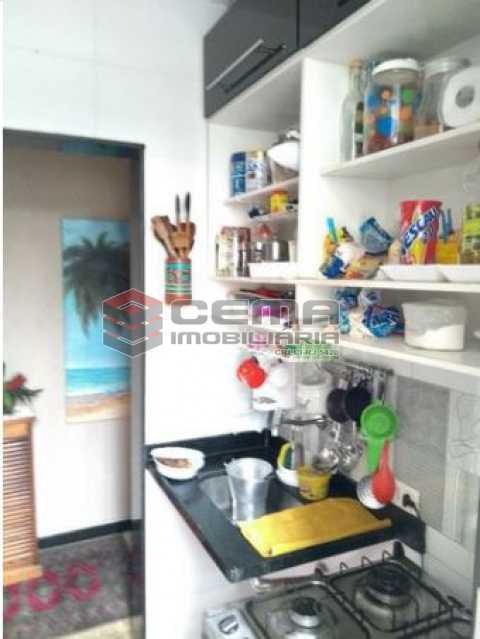 Cozinha - Cobertura 2 quartos à venda Copacabana, Zona Sul RJ - R$ 900.000 - LACO20078 - 8