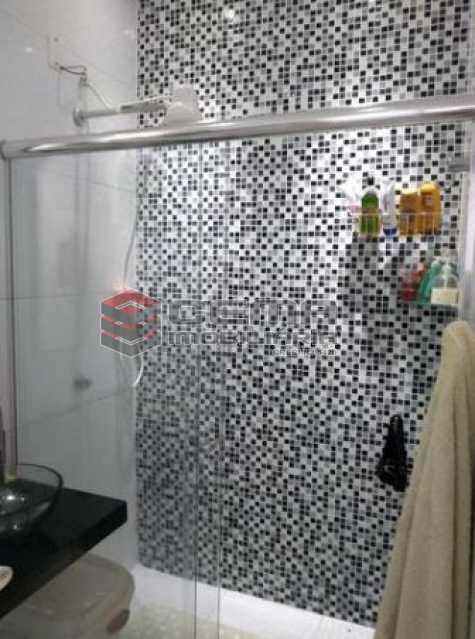 Banheiro  - Cobertura 2 quartos à venda Copacabana, Zona Sul RJ - R$ 900.000 - LACO20078 - 11